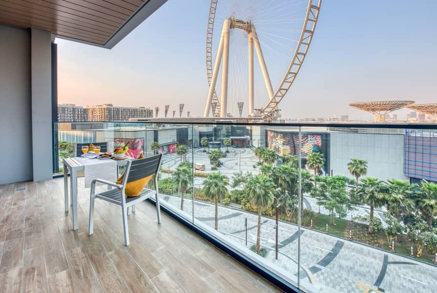 2 F. Furnished | Dubai Eye View | Call Now