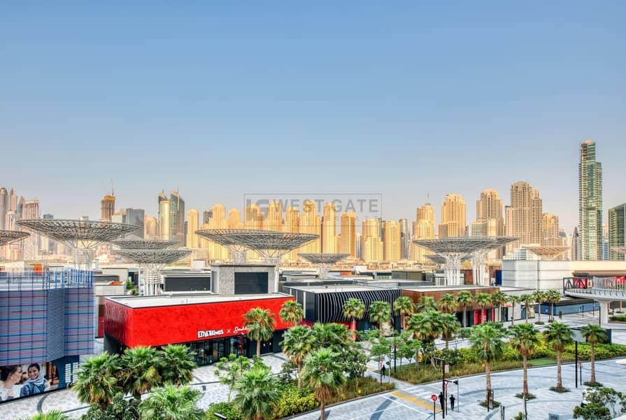 17 F. Furnished | Dubai Eye View | Call Now