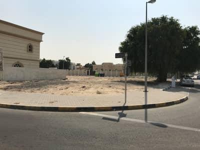 Plot for Sale in Al Jazzat, Sharjah - Residential land  corners in al Aljzat
