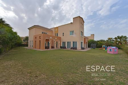 6 Bedroom Villa for Rent in Dubai Sports City, Dubai - A Type 6 Bed | Els Course Views | Must see