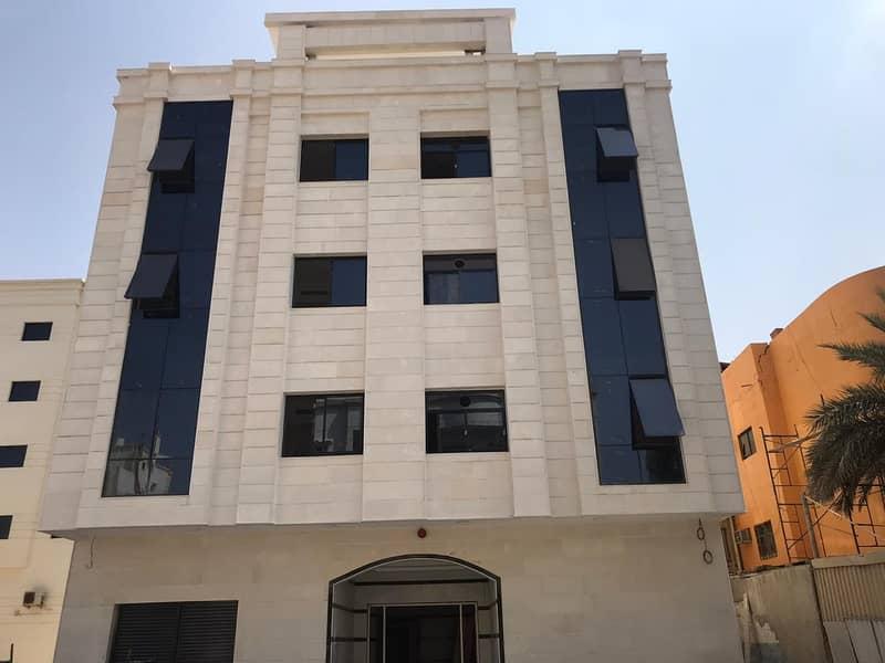 شقة غرفة وصالة بناية جديدة للايجار
