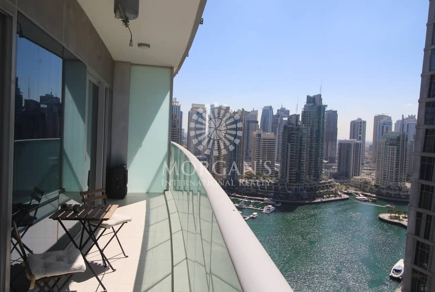 Stunning water view | 1BR Tenanted till Sept
