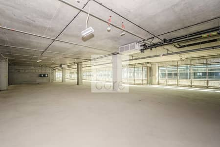 Office for Rent in World Trade Centre, Dubai - Dual License | Shell and Core Office
