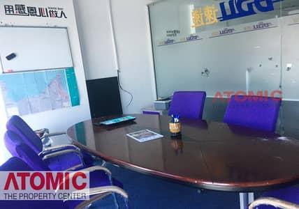 مکتب  للايجار في المدينة العالمية، دبي - INDIGO OPTIMA OFFICE RENT IN  | multiple unit available