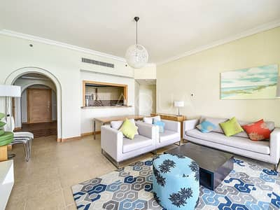 2 Bedroom Apartment for Rent in Palm Jumeirah, Dubai - Full Sea Views   Fully Furnished   High Floor