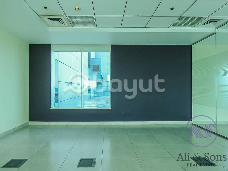 2 Get your Fitted Office for AED 80/Sq.Ft and all inclusive