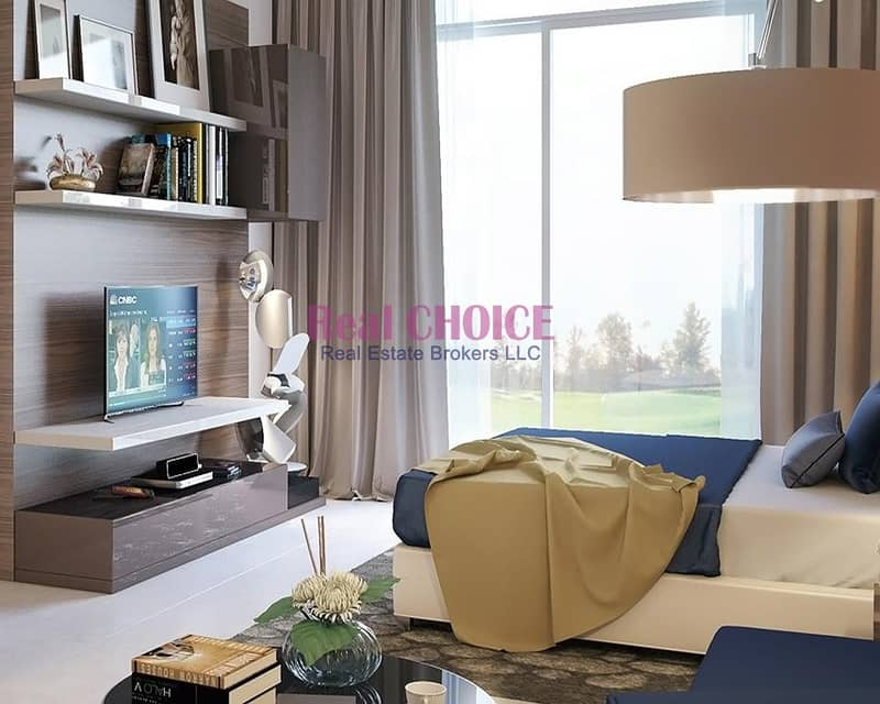 Ideal Investment with Good ROI|Furnished Studio