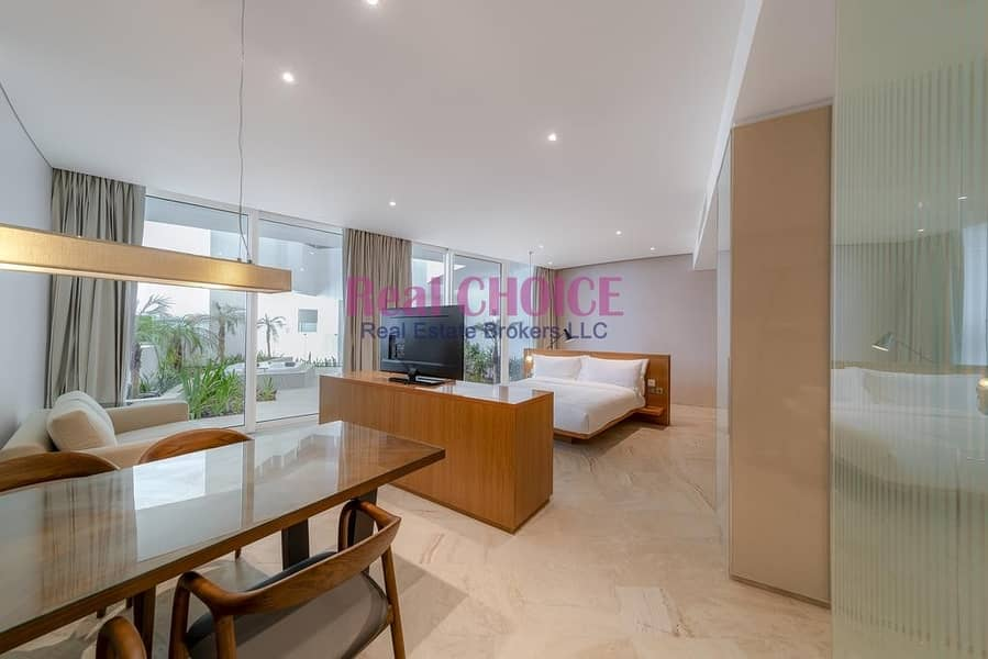 Excellent Returns Studio Luxury Fully Furnished