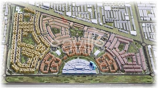 Plot for Sale in Tilal City, Sharjah - Middle plot in Almas area in Zone C in Tilal