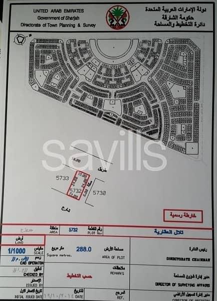 8 Middle plot in Almas area in Zone C in Tilal