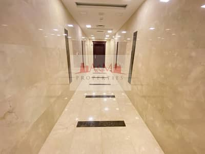 2 Bedroom Apartment for Rent in Al Salam Street, Abu Dhabi - EXCELLENT FINISHING.: 2 Bedroom Apartment with Basement parking at Salam Street 63000 only.!