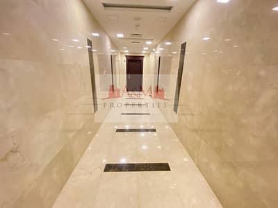 شقة 2 غرفة نوم للايجار في شارع السلام، أبوظبي - EXCELLENT FINISHING.: 2 Bedroom Apartment with Basement parking at Salam Street 63000 only.!