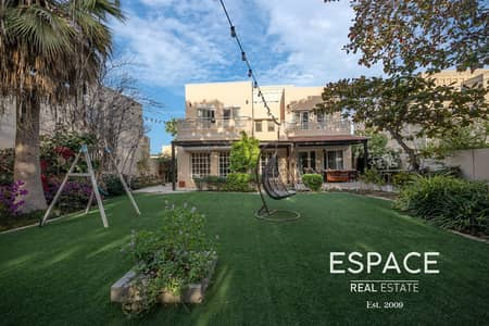 4 Bedroom Villa for Sale in The Meadows, Dubai - Type 6 | Landscaped Garden | Upgraded