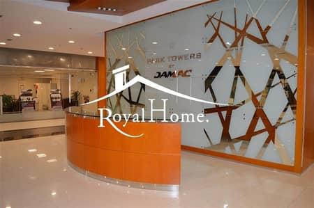 معرض تجاري  للايجار في مركز دبي المالي العالمي، دبي - THE BEST PRICE   Amazing Open plan Showroom in Park Towers  Vacant