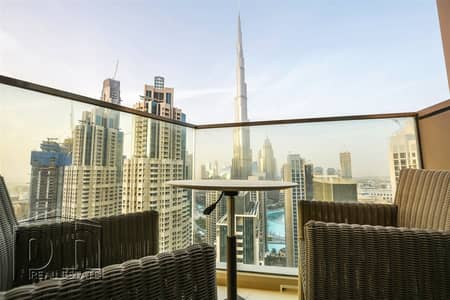 3 Bedroom Flat for Rent in Downtown Dubai, Dubai - Excellent Layout | Stunning View | Incredible Apartment