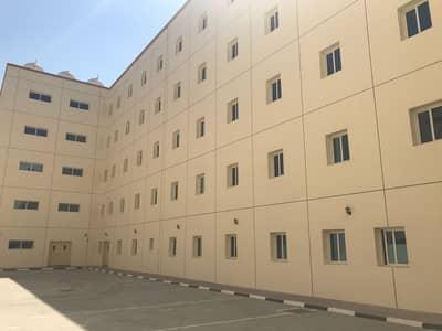 سكن عمال  للايجار في جبل علي، دبي - Brand New - 120 Rooms - 350 Per Person (Approved)