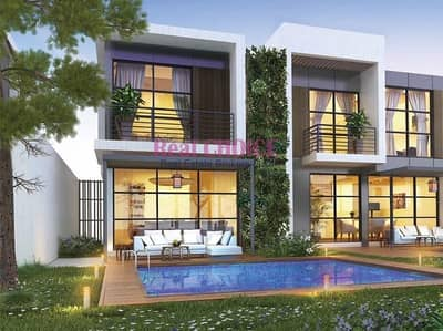 3 Bedroom Villa for Sale in Akoya Oxygen, Dubai - Good Layout 3BR with Maids Room|Motivated Seller