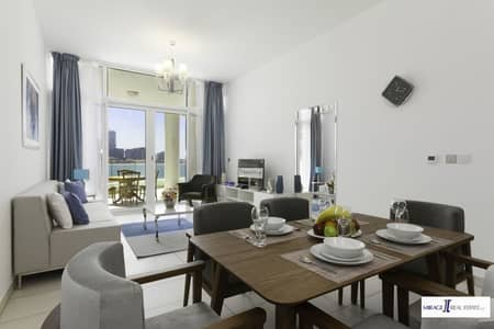 شقة 1 غرفة نوم للايجار في نخلة جميرا، دبي - Spacious Brand new Fully Furnished 1BHK in Royal Bay Just in 95000