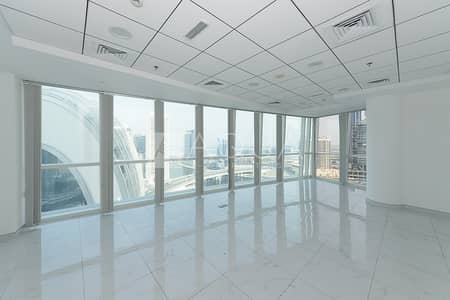 Office for Rent in Business Bay, Dubai - B2B Tower | Mid Floor | Business Bay Views