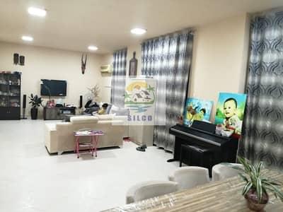 فلیٹ 3 غرف نوم للايجار في المناصير، أبوظبي - Semi Furnished ground floor 3 payments