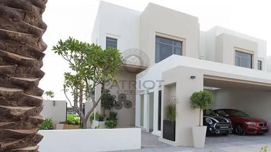 3 Bedroom Townhouse for Sale in Town Square, Dubai - 3 BEDROOM TOWNHOUSE WITH MAID IN NSHAMA  TOWNSQUARE