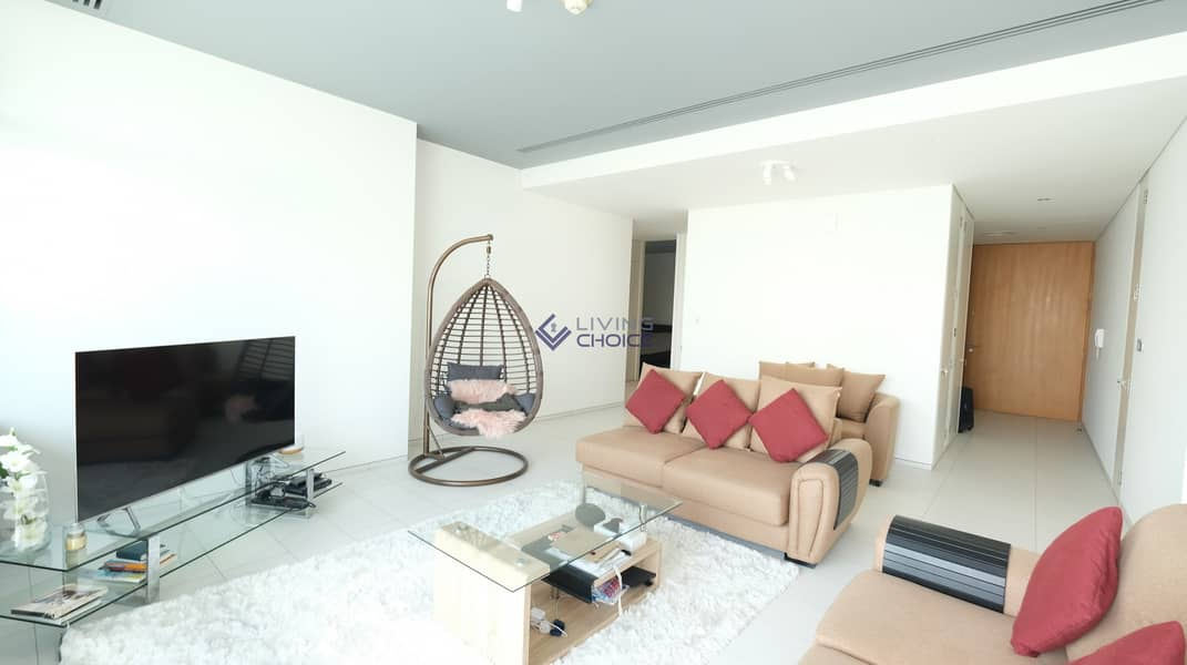 2 Unfurnished 2BR | Burj Khalifa View | 2 Balconies