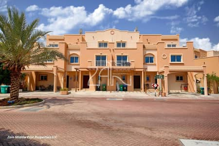 3 Bedroom Villa for Rent in Al Reef, Abu Dhabi - Single Row! Lovely 3 BR Villa with Private Garden
