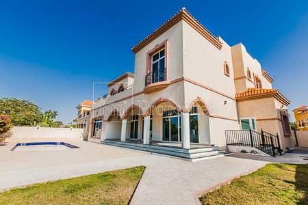 فیلا 6 غرف نوم للايجار في ذا فيلا، دبي - 6BR Contemporary Custom Villa w/in Courtyard