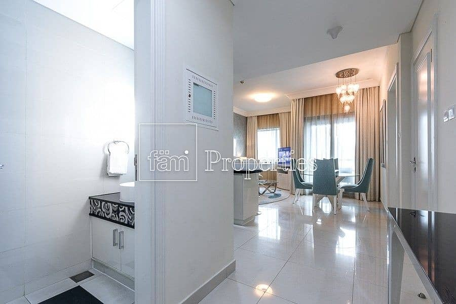 2 1BR  Apartment   Fully Furnished   The Signature