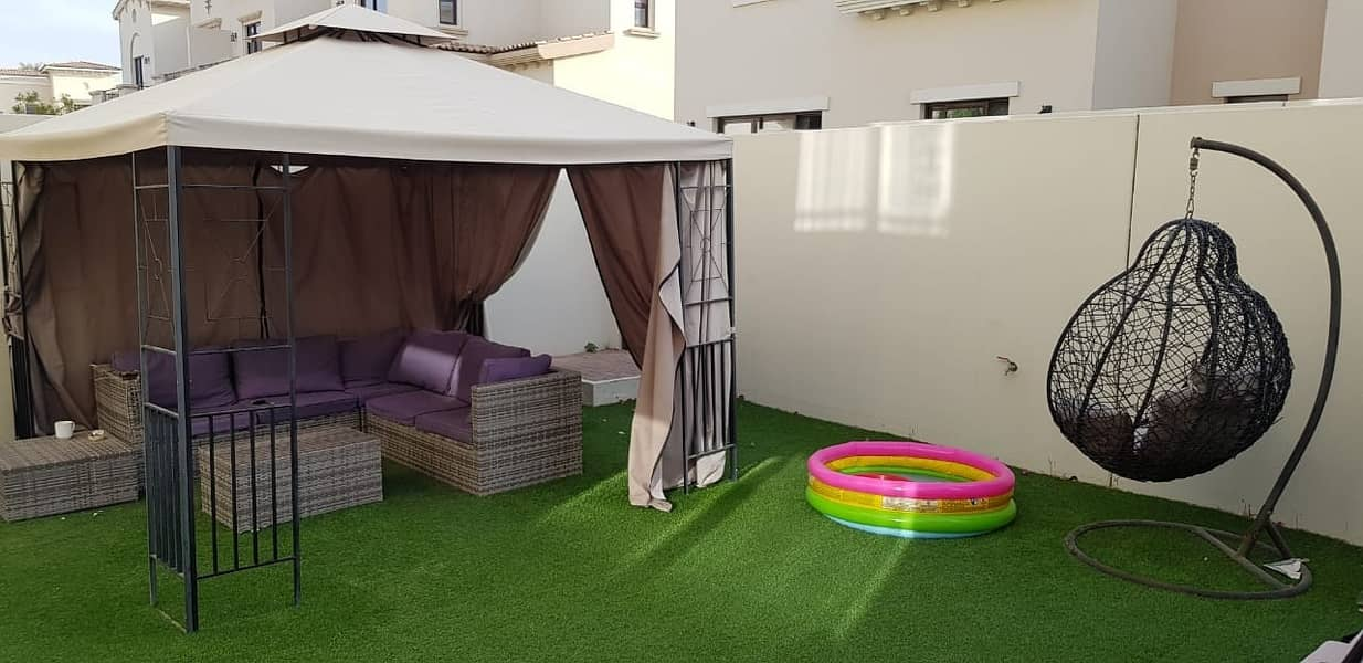 3bed +Maid | Next to Park &Pool | Wooden flooring