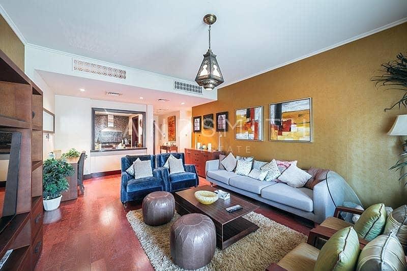Beautifully Upgraded 3 Bedroom Apt in Yansoon 6