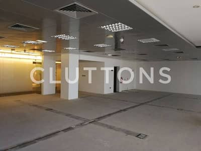 Half Floor available for rent in Arenco Tower