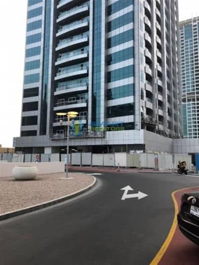 brand new building in jlt with balcony