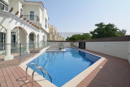 Modern Villa with Basement