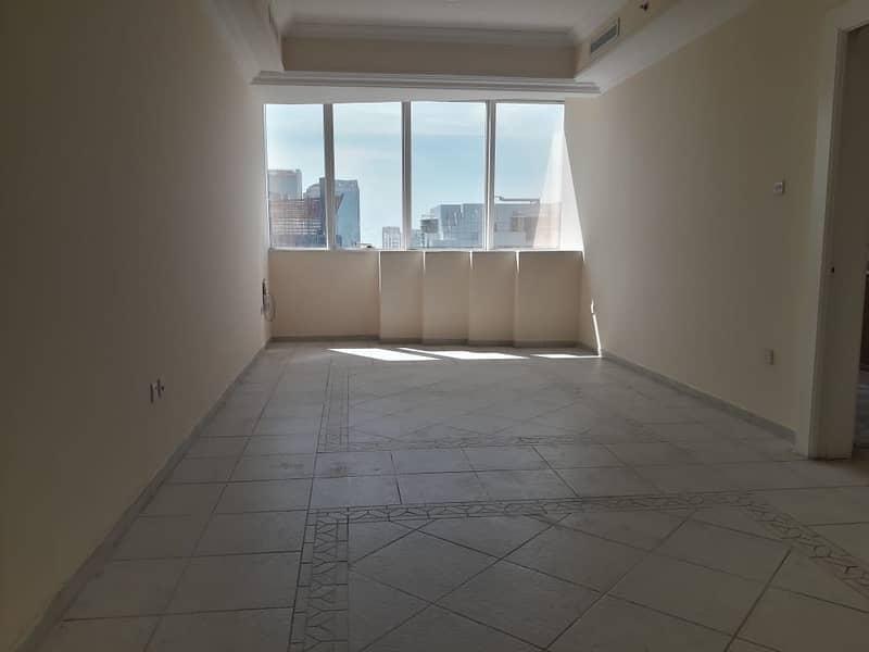 Beautiful Apartment | Spacious 1 BHK  In Muroor Near Al Wahda Mall.