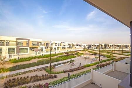 فیلا 5 غرف نوم للايجار في دبي هيلز استيت، دبي - Park Backing   Single Row   Key in Hand