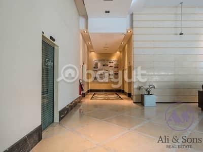 محل تجاري  للايجار في شارع الشيخ زايد، دبي - Retail space for rent in Fraser Suite Hotel located in Sheikh Zayed