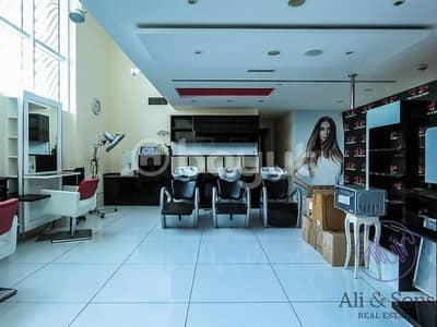 Shop for Rent in Sheikh Zayed Road, Dubai - Retail space for rent in Fraser Suite Hotel located in Sheikh Zayed