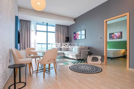 1 Bedroom Flat for Rent in Al Sufouh, Dubai - Pay in 12 cheques | All bills included | Sea View