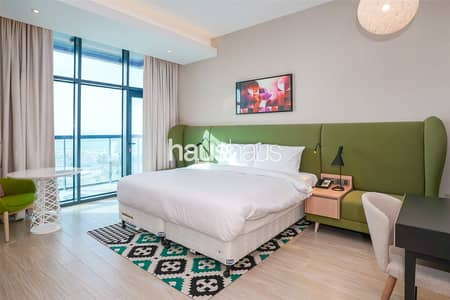 1 Bedroom Apartment for Rent in Al Sufouh, Dubai - Luxury Hotel Apartments | Multiple Cheques
