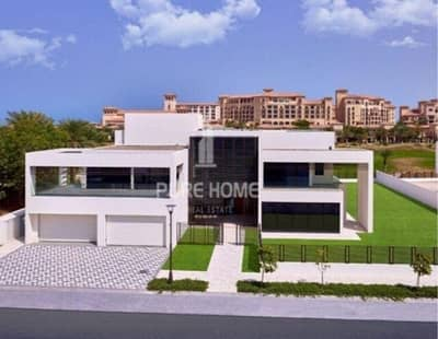 5 Bedroom Villa for Sale in Saadiyat Island, Abu Dhabi - Open for All Nationalities Free 3 Years Property Management Perfect Price in the Market  Freehold VIP