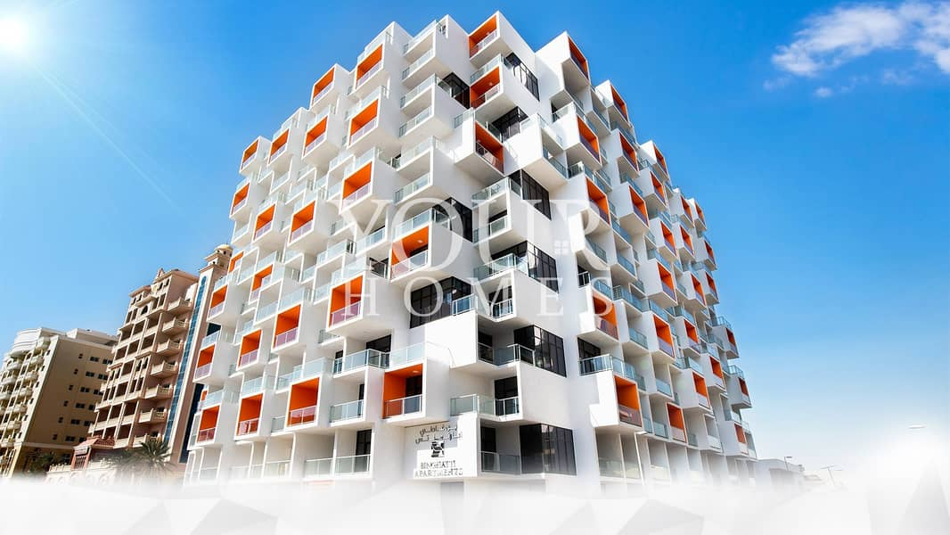 Duplex 2 BR Apt For Sale in Binghatti Apartments
