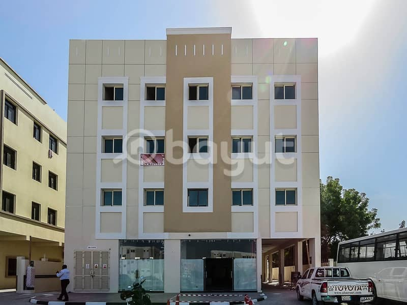 2 BRAND NEW LABOR ACCOMMODATION FOR RENT IN ALQUOZ IND-2