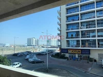 شقة 1 غرفة نوم للايجار في المدينة العالمية، دبي - Cheapest 1 BR w/ huge balcony | Study room and 2 full bath