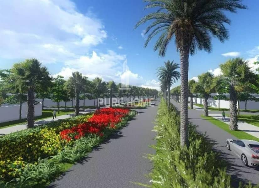 2 Free 3 Years Maintenance Stunning Plot in Nareel Island Free ADM Fees Hurry Up and Call Us Now