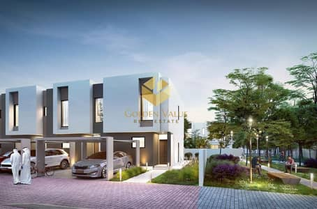 Luxury 2 BR Villa l  Only  7000 AED monthly installment