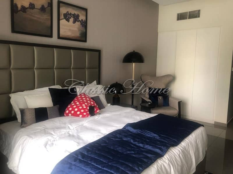 Lovely Hotel Apartment Studio in Majestine- Allure Tower