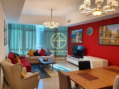 2 Bedroom Apartment for Rent in Al Reem Island, Abu Dhabi - Stunning Fully Furnished 2 BR apt  great deal!