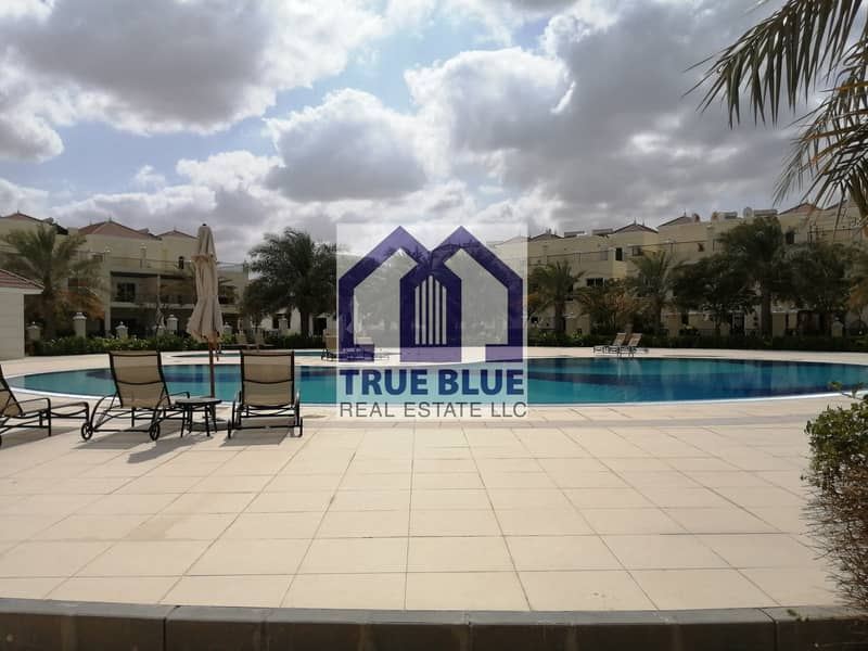 2 *Hot Deal* 4 bedroom + maid | play ground |pool
