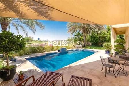 فیلا 5 غرف نوم للبيع في المرابع العربية، دبي - Superb Golf Course villa | Upgraded | 5 bedrooms